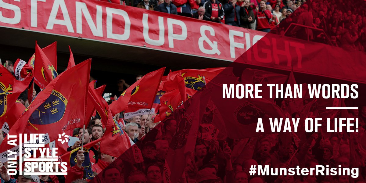 It's Brexit time for Saracens as far as @Munsterrugby are concerned this weekend! #MunsterRising #MUNvSAR https://t.co/Yql2u5V3fh