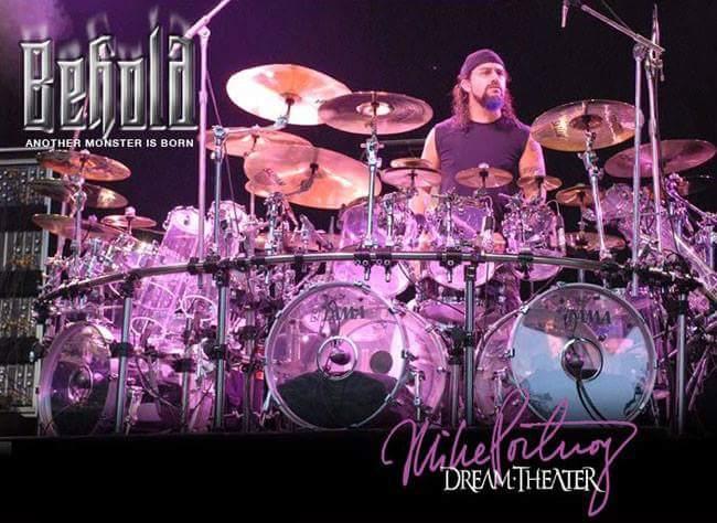 Happy birthday Master Mike Portnoy!!!!!!