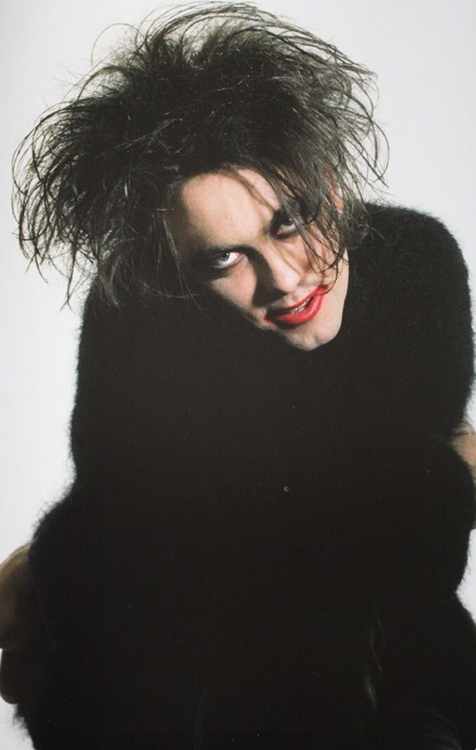 Happy birthday Robert Smith, one of my biggest inspirations