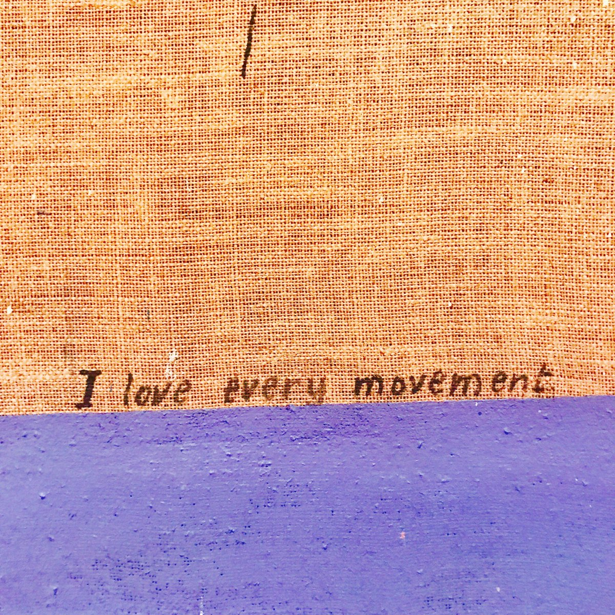 I love everything Hockney says and sees... x Stella #TBT https://t.co/gWMAdiRnbx