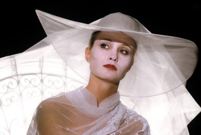 Happy birthday to the singular star Jessica Lange! Here she is in Bob Fosse\s ALL THAT JAZZ (1979)