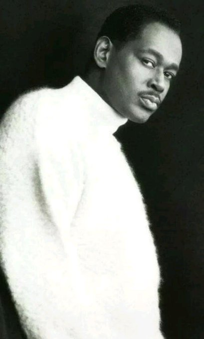 Wishing my eternal love Luther Vandross HAPPY BIRTHDAY IN HEAVEN