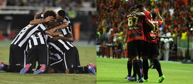 Botafogo x Sport