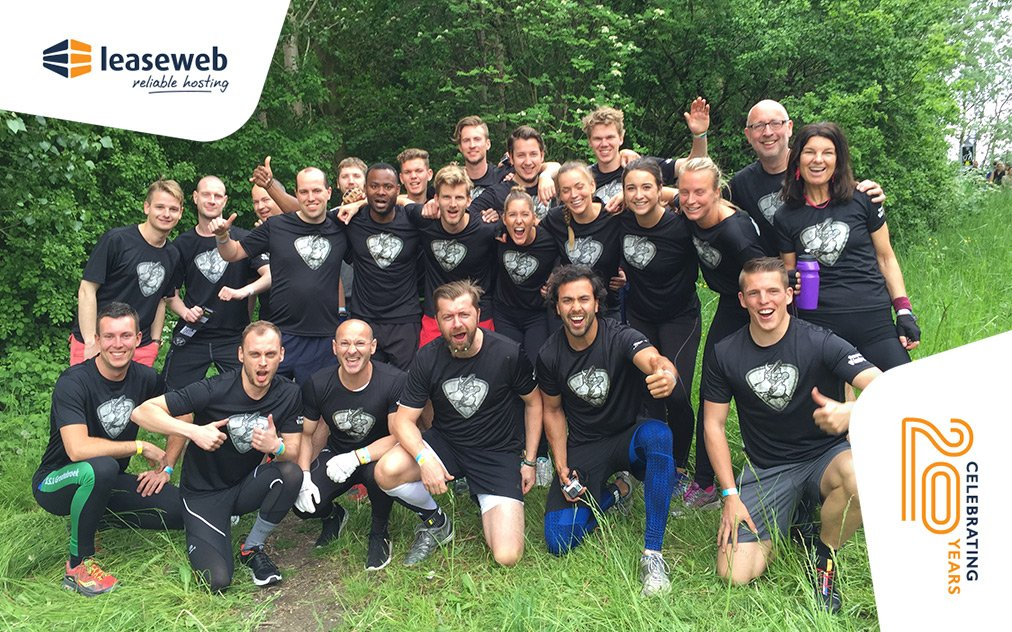 "test Twitter Media - ""Mens sana in corpore sano"" - Our team in training for last year's Viking Run #LeaseWeb20 #throwbackthursday https://t.co/pCNEfXwmAa"