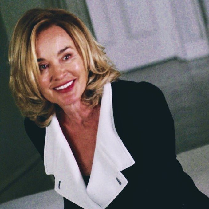 Can we take a moment to celebrate the day God shared his masterpiece with us  happy birthday jessica lange