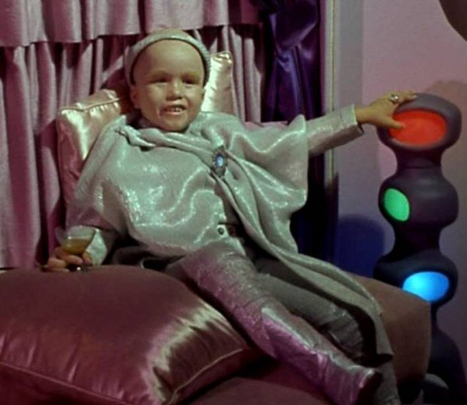 Also, happy birthday to Clint Howard! Let us enjoy a glass of tranya together.