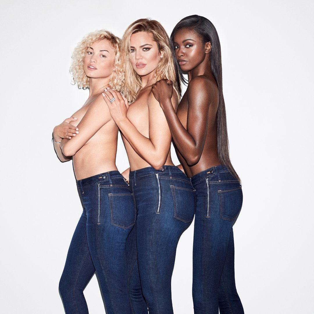Our new @goodamerican Slim Zip jean is available now in two gorgeous washes! https://t.co/i6YX560oRn!! #GoodSquad https://t.co/ip45hJEhMh