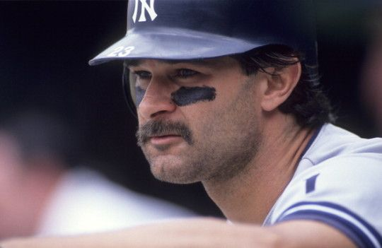 Happy Birthday to my baseball God, Don Mattingly!