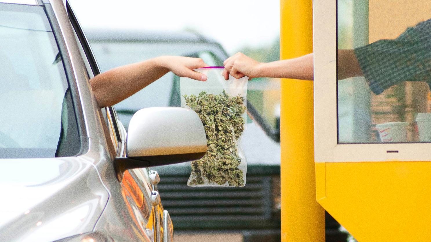 You can now buy weed from a drive-thru in Colorado: https://t.co/fmnA6VXFnN #weedweek https://t.co/4PMIGt3QZW