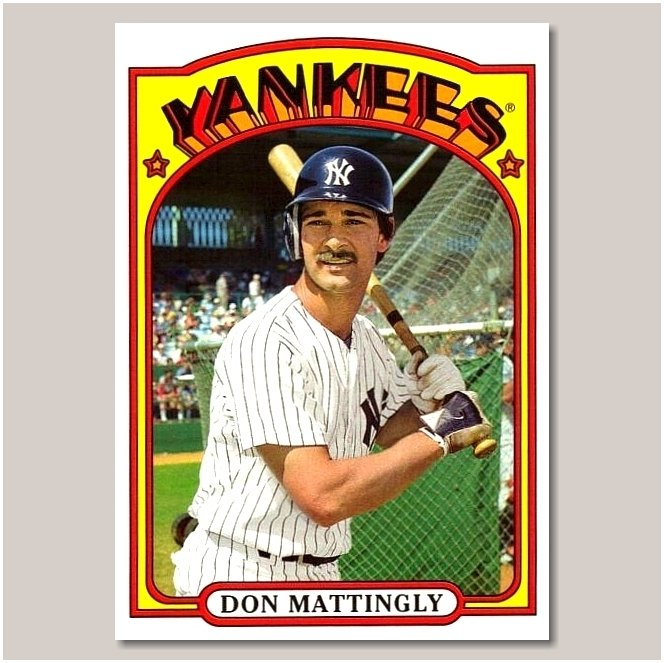 Happy Birthday Donnie Baseball! ~ Don Mattingly turns 56 years old today!