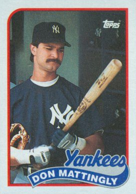 Happy Birthday Don Mattingly!