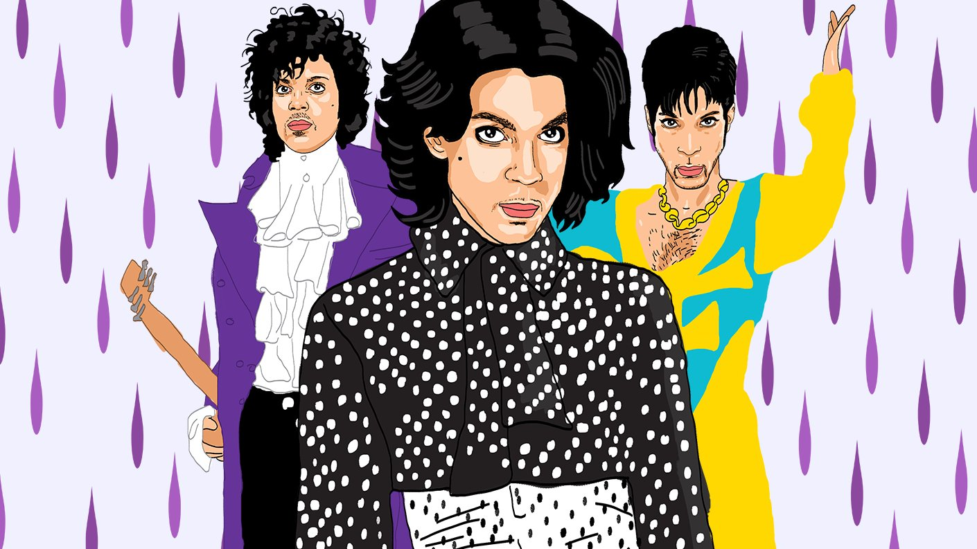 Prince died a year ago today. Look back at our 2016 tribute to the iconic rock star https://t.co/4qrhAqrffu https://t.co/zWOiGlMjdU