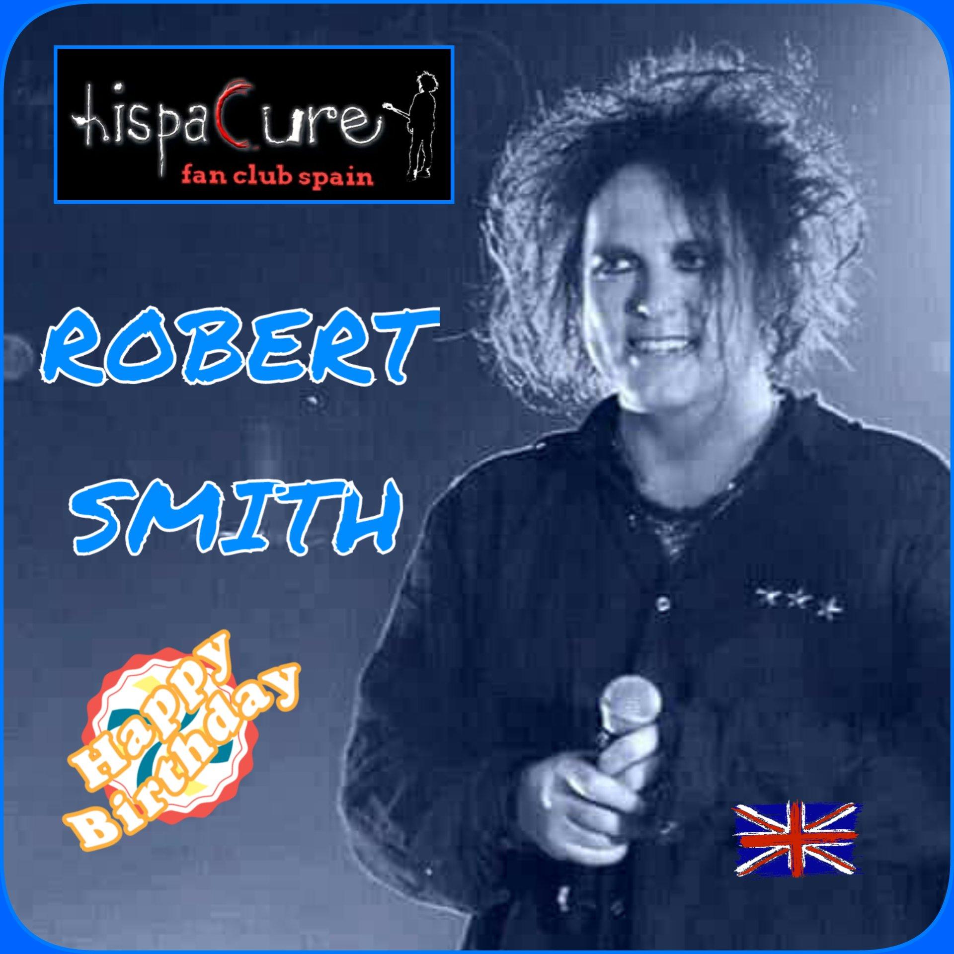 HAPPY BIRTHDAY ROBESMITH!!