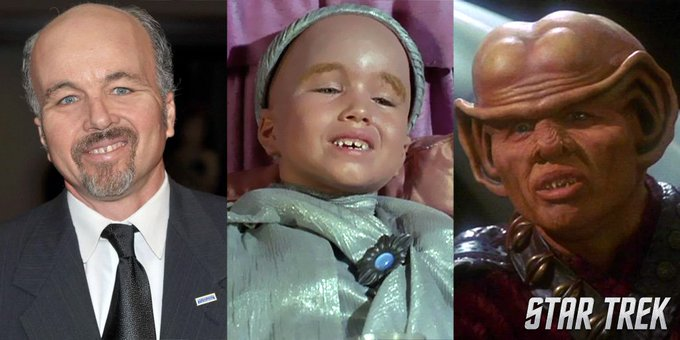 Happy Birthday to Clint Howard - Balok from  & Muk from Learn more: