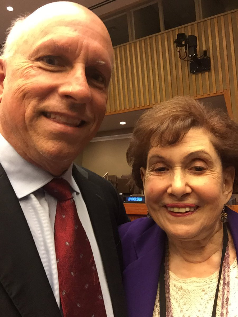 test Twitter Media - With Florence Denmark, Past APA President, at the 10th annual Psychology Day at the United Nations. https://t.co/bzf46MwplK