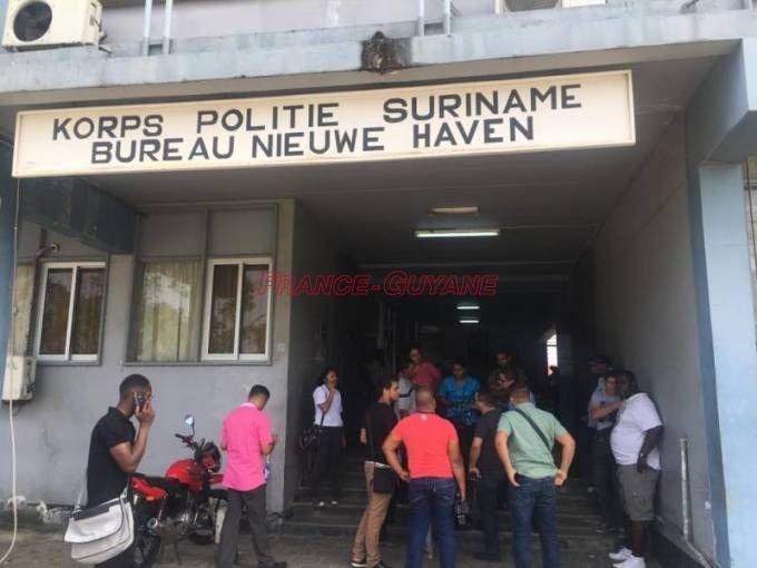 Suriname : arrestations violentes lors des manifestations
