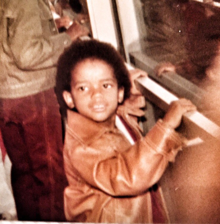 Early days in the Chi... Young LT  #Chicago #ChiTown #tbt https://t.co/B0aQwbBnqy