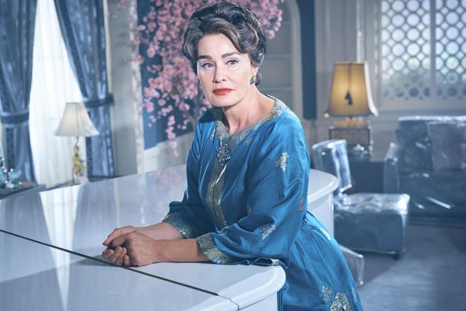 Happy birthday, Jessica Lange currently killing it on FEUD!