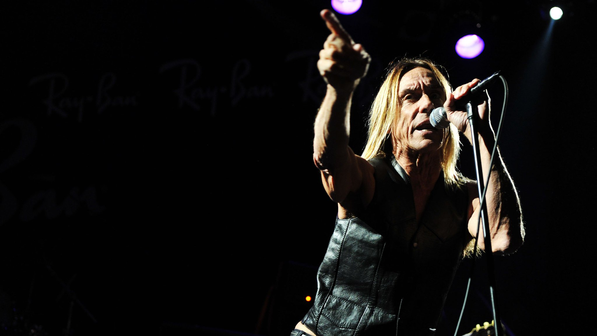 Happy birthday Iggy Pop! Look back at 20 of his wildest moments