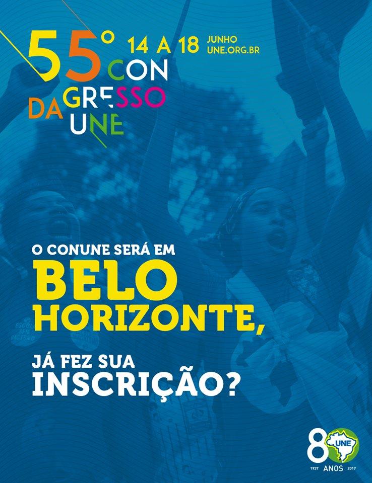 Corre e vem fazer parte do maior congresso estudantil do Brasil.  Link de inscrição: https://t.co/VJ7BbJrGbp