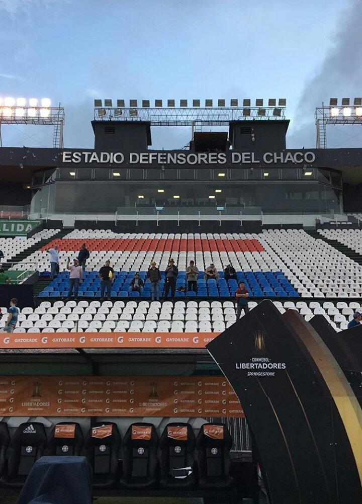 Defensores del Chaco