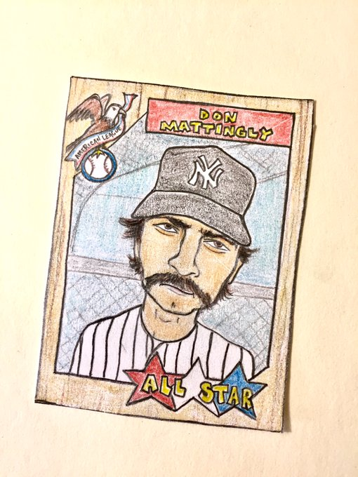 Wishing a very happy 56th birthday to Don Mattingly!