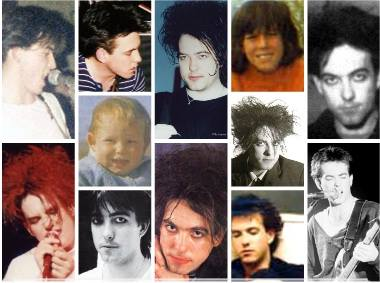 Happy Birthday Robert Smith!!!