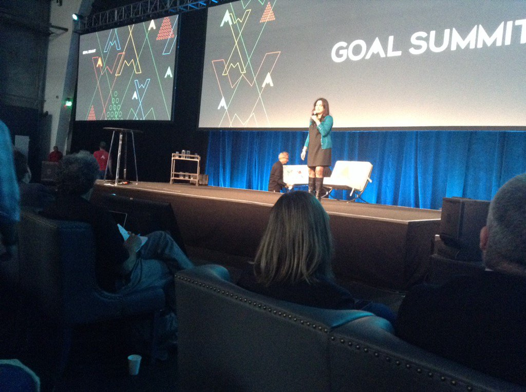 #GoalSummit