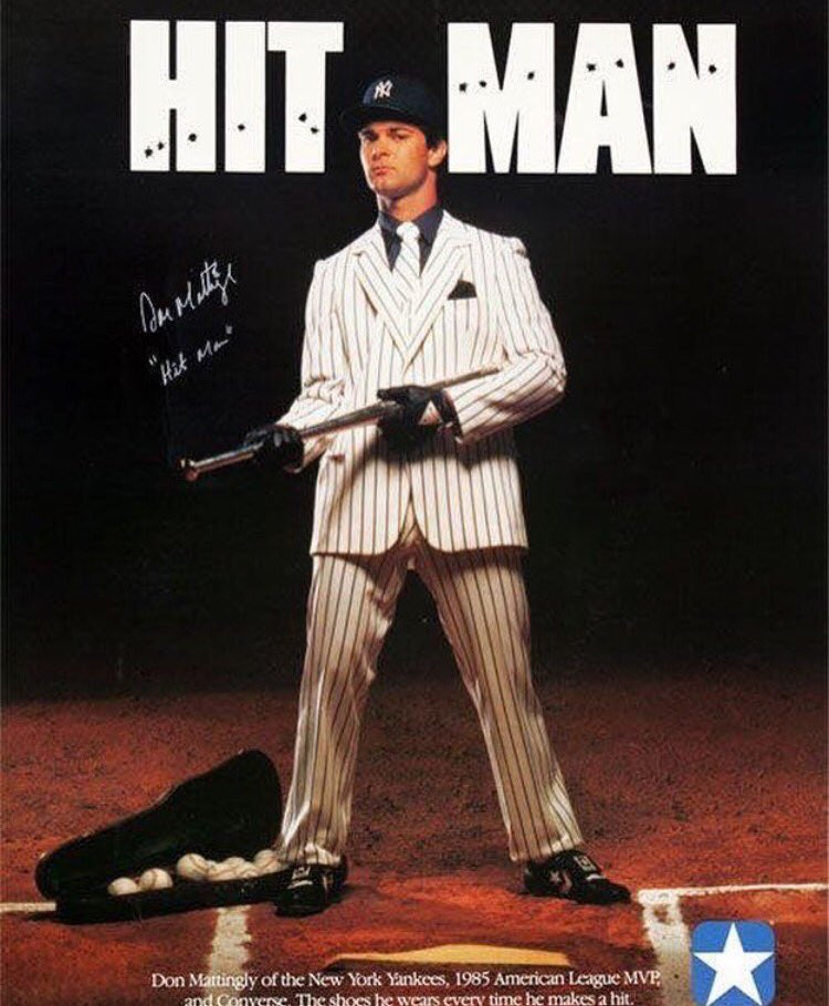 Happy birthday Don Mattingly