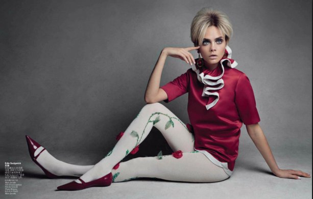 Happy birthday, Edie Sedgwick.