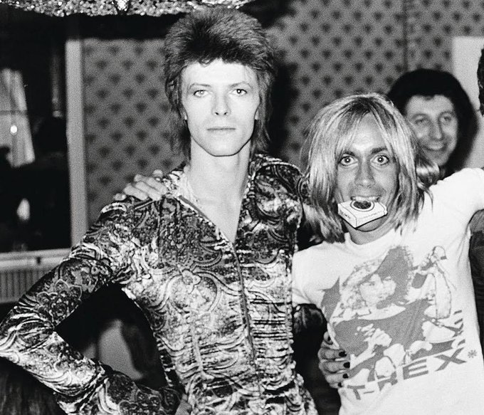 Wishing Iggy Pop a very Happy 70th Birthday!