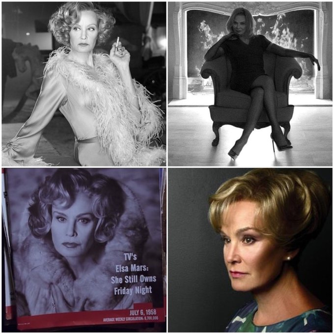 Happy Birthday to the monarch of horror. Jessica Lange