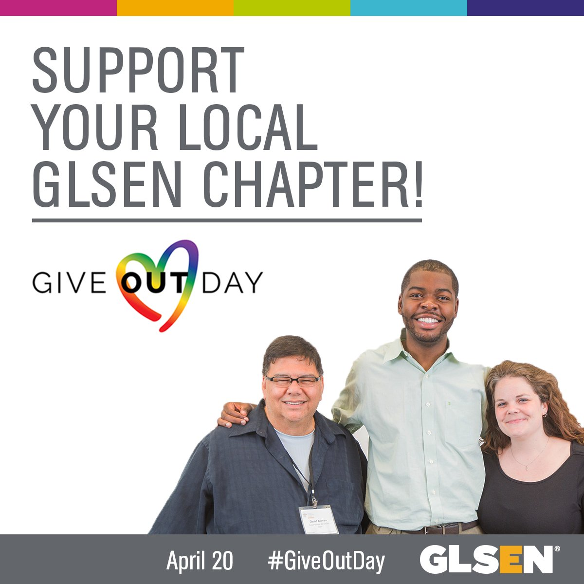 #GiveOUTDay