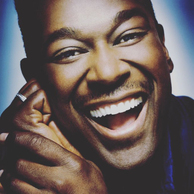 Happy birthday to Luther Vandross man he inspires me ! LIGHT A L For Luther