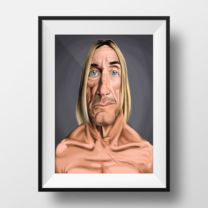 Happy Birthday, Iggy Pop!
