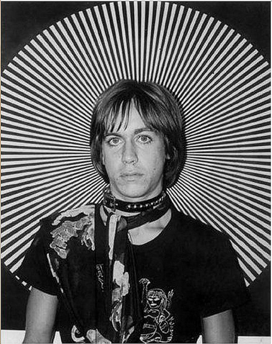 Happy Birthday Iggy Pop!