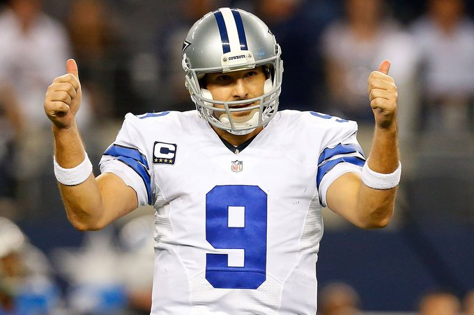 Happy Birthday to Tony Romo who turns 37 today!