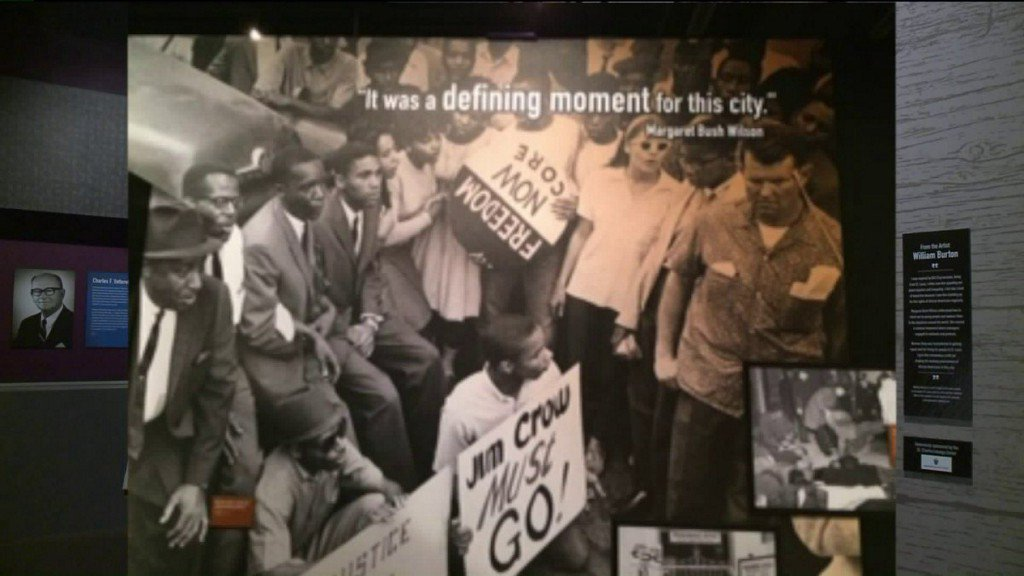New exhibit at Missouri History Museum highlights St. Louis in civil rightsfight
