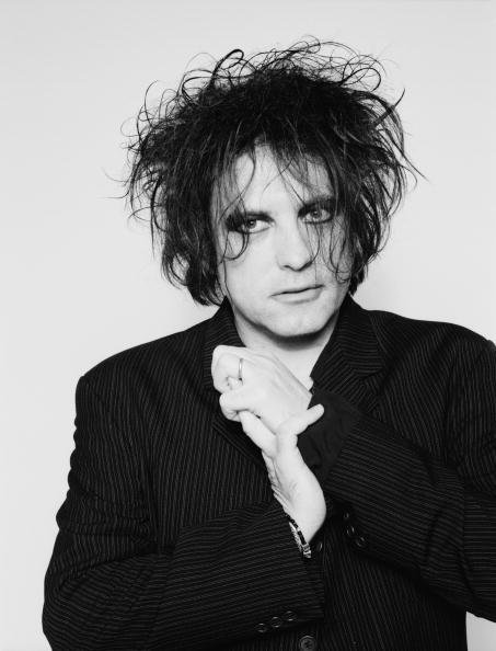 Happy birthday Robert Smith of The Cure
