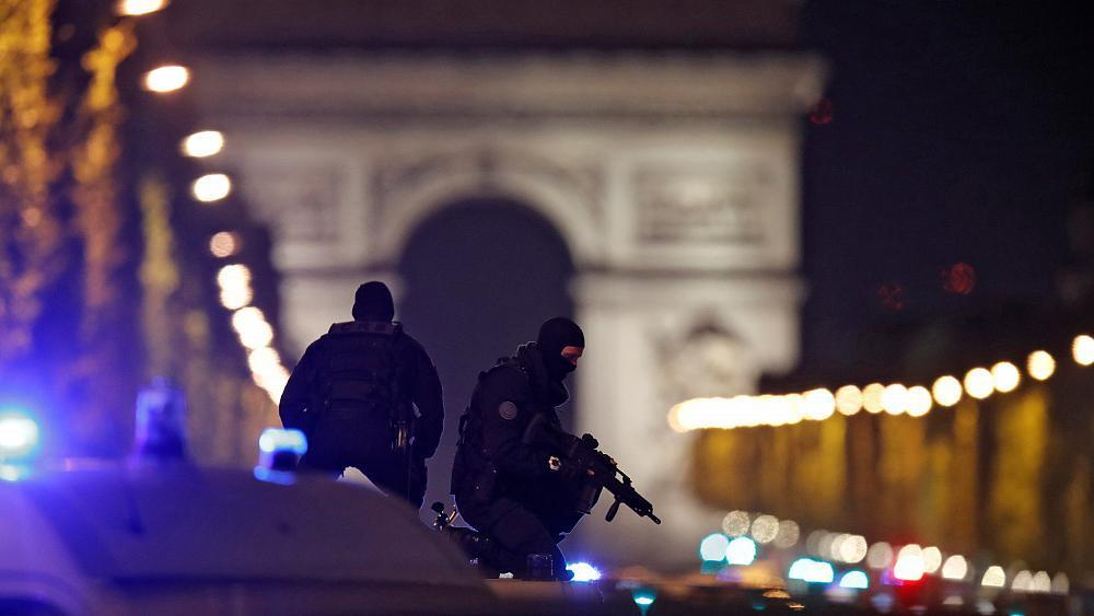 Paris shooter had previous conviction for attempted police murders