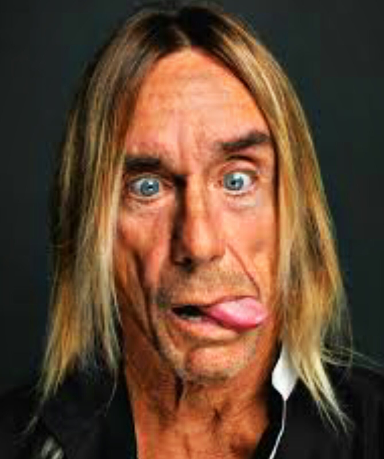 You know this passenger? Well, today he\s 70! Happy birthday Iggy Pop And everything looks good tonight