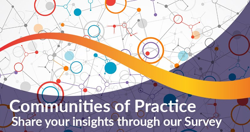 You are an #EFQM Member & you want to join a Community of Practice? Make sure to fill-in the related survey #Sharing #Learning #Excellence https://t.co/5sabNCJXMm