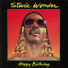 HAPPY BIRTHDAY(STEVIE WONDER)