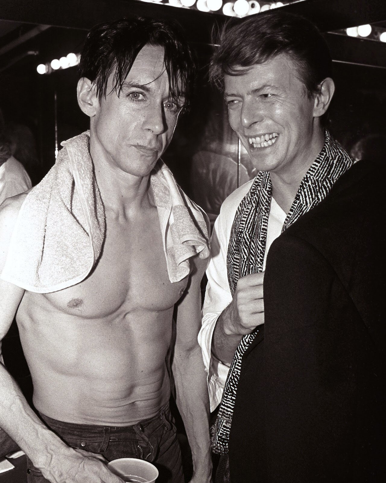 Happy 70th Birthday wishes to Iggy Pop
