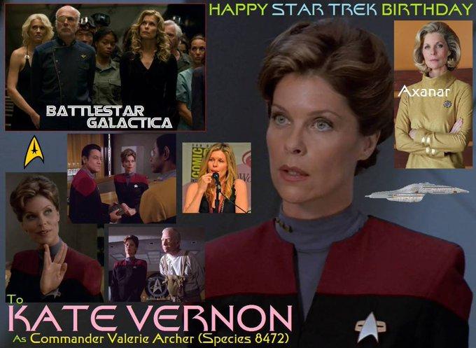4-21 Happy birthday to KateVernon.
