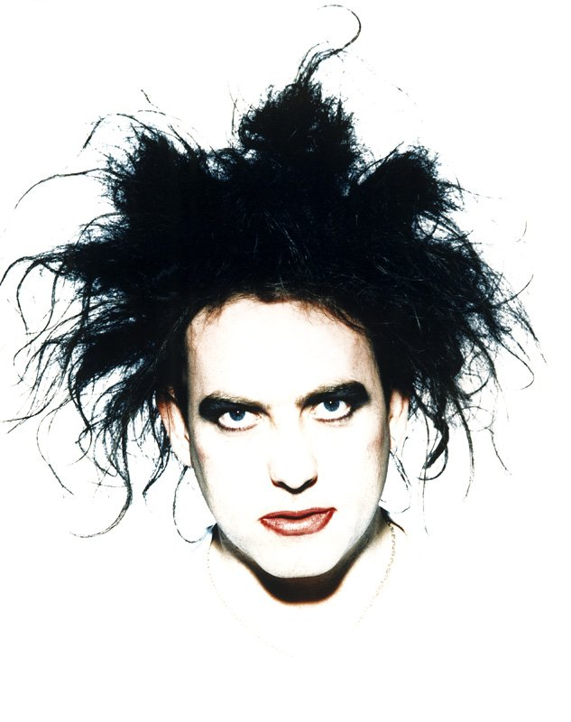 Happy birthday, Robert Smith.