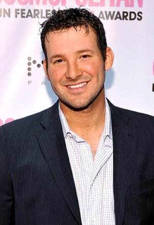 Happy Birthday Tony Romo