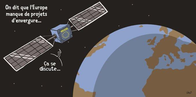 Galileo, le 'GPS' européen, multipliera par 10 la précision de la géolocalisation ! https://t.co/NWNLhbLw7G #UEcamarche