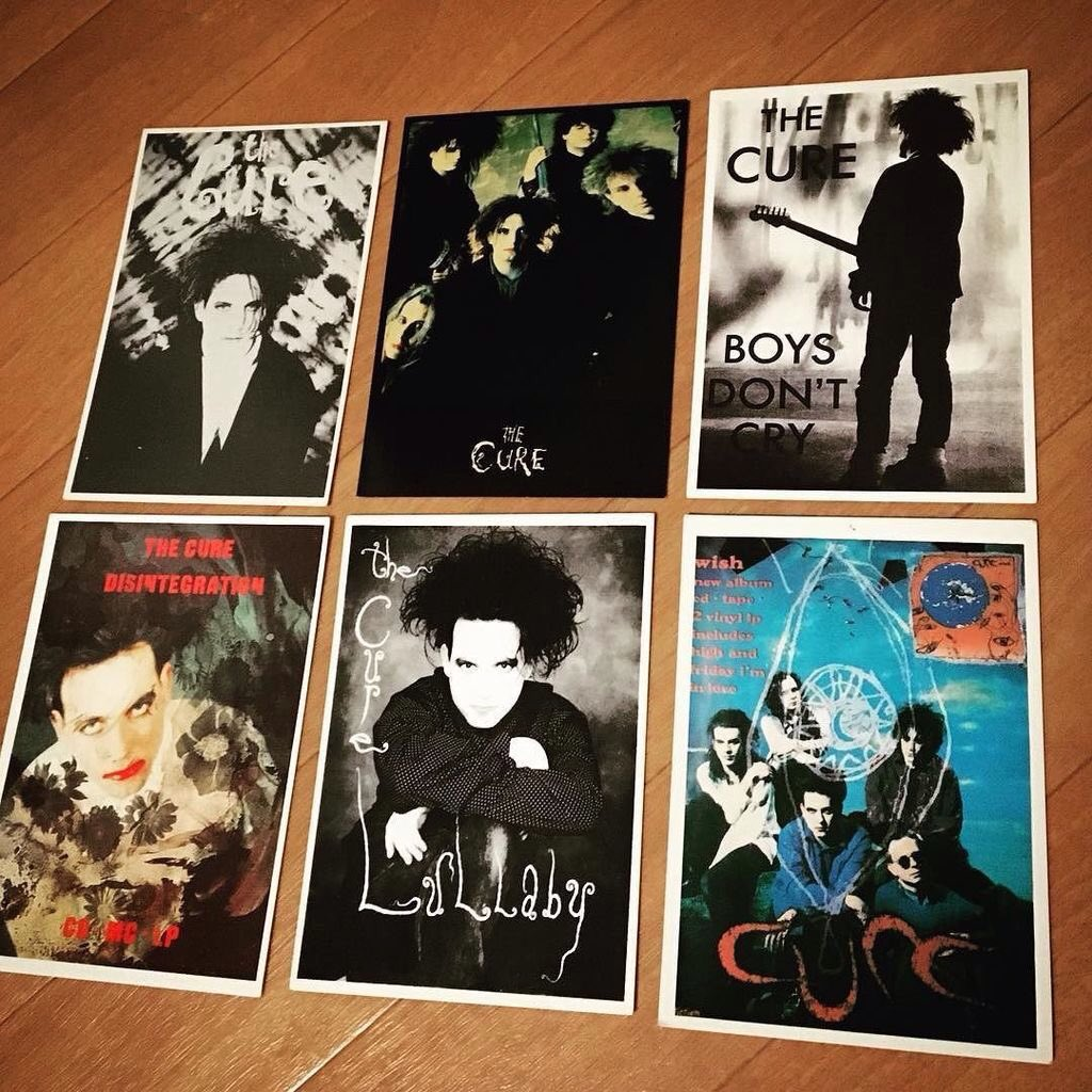 Happy 58th birthday Robert Smith