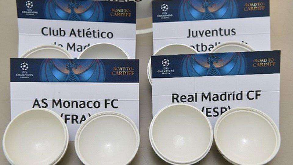 Semifinais da Liga Europa